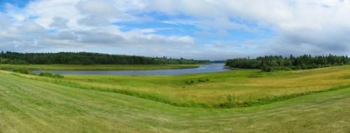 Narraguagus River in Milbridge Maine
