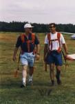 glider flight