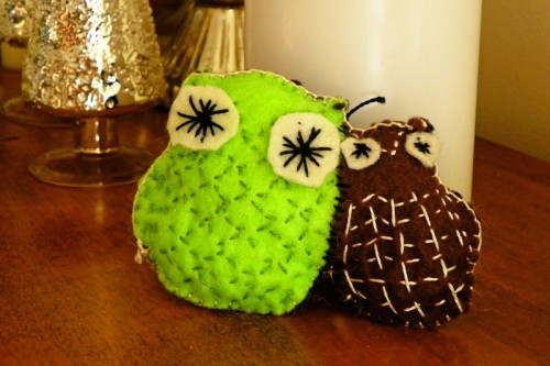 Hannah's Owls