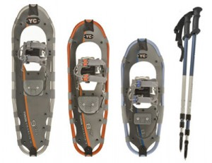Christmas Snowshoes
