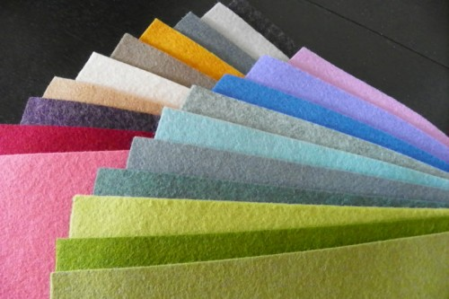 wool felt supplier